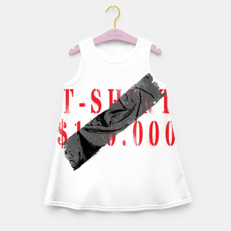 Thumbnail image of T-Shirt $120.000 Girl's summer dress, Live Heroes