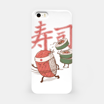 Thumbnail image of Sushi Warrior iPhone Case, Live Heroes