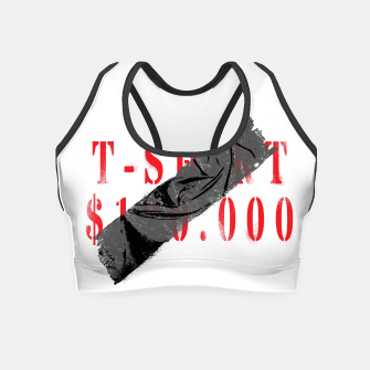 Thumbnail image of T-Shirt $120.000 Crop Top, Live Heroes