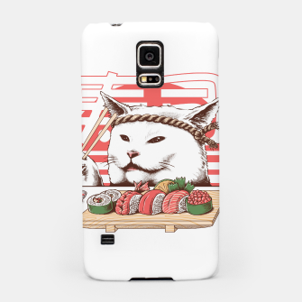Miniatur Master Chef Sushi Samsung Case, Live Heroes