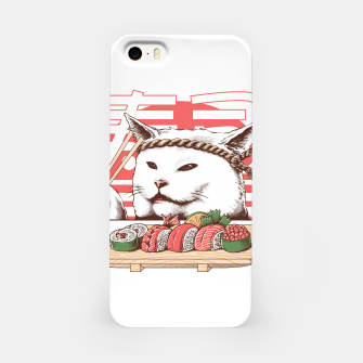Miniatur Master Chef Sushi iPhone Case, Live Heroes