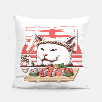 Miniatur Master Chef Sushi Pillow, Live Heroes