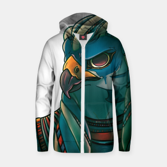 Ra - the ancient Egyptian deity of the Sun Zip up hoodie thumbnail image