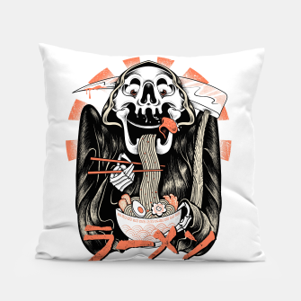 Grim Reaper Love Ramen Pillow thumbnail image