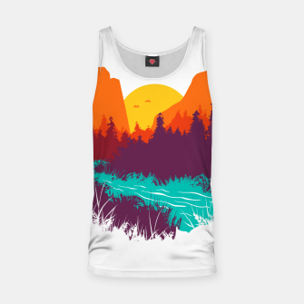 River and Sunset Tank Top thumbnail image