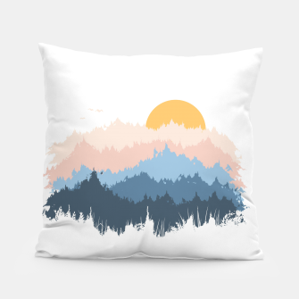 Miniatur Jungle Pillow, Live Heroes