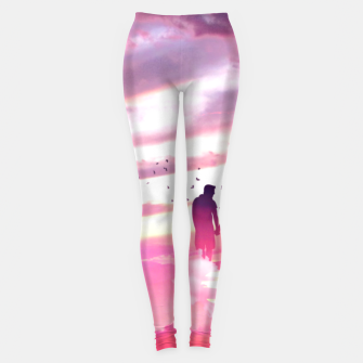 Miniatur Couple of Lovers Leggings, Live Heroes