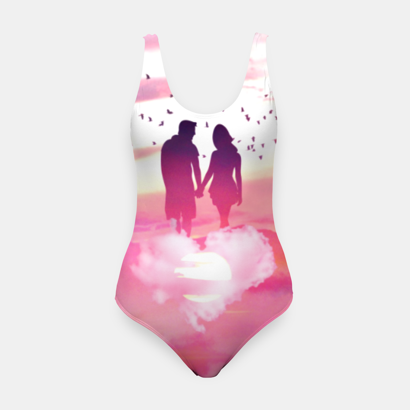 Zdjęcie Couple of Lovers Swimsuit - Live Heroes