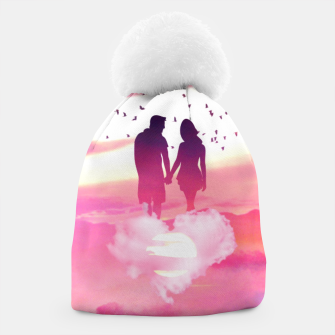 Couple of Lovers Beanie obraz miniatury