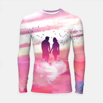 Miniatur Couple of Lovers Longsleeve rashguard , Live Heroes
