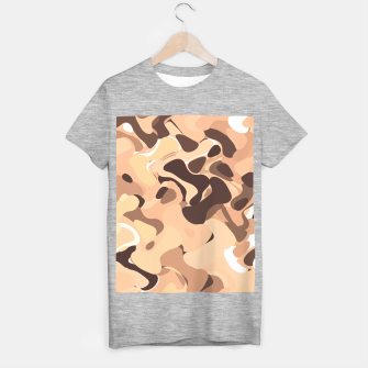 Thumbnail image of Mochaccino mornings, coffee lovers know T-shirt regular, Live Heroes
