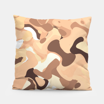 Thumbnail image of Mochaccino mornings, coffee lovers know Pillow, Live Heroes