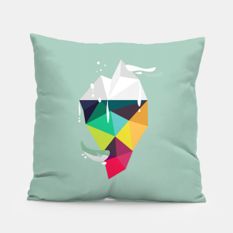 Thumbnail image of Cuore di ghiaccio Pillow, Live Heroes