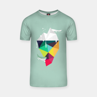 Thumbnail image of Cuore di ghiaccio T-shirt, Live Heroes
