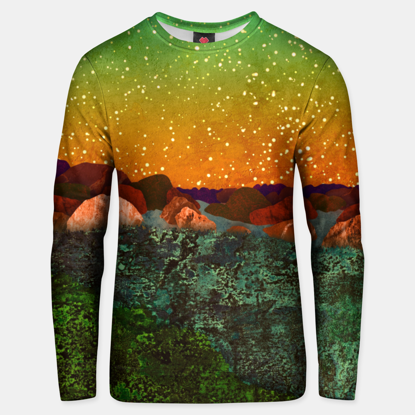Image of One tundra Unisex sweater - Live Heroes