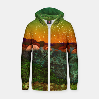 Thumbnail image of One tundra Zip up hoodie, Live Heroes