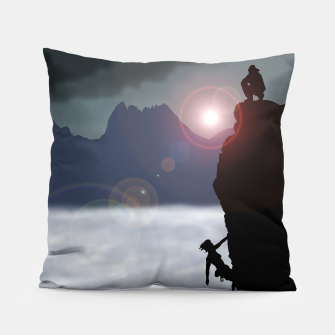 Thumbnail image of light my way cushion, Live Heroes