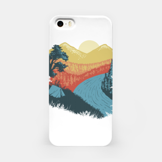 Miniature de image de Camp Vibes iPhone Case, Live Heroes