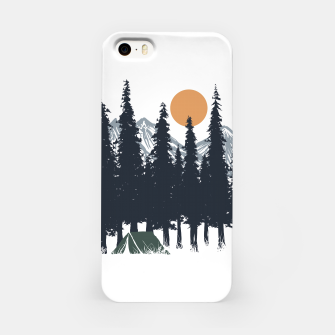 Camping iPhone Case thumbnail image