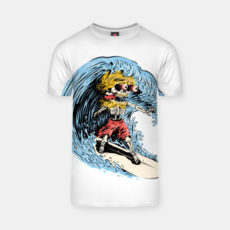 Surfboarding T-shirt miniature