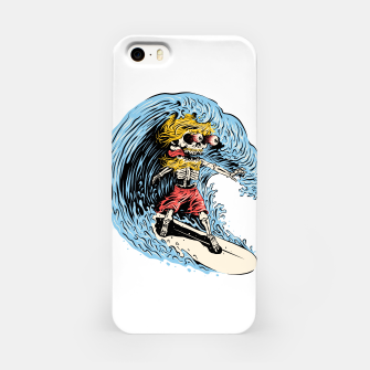 Surfboarding iPhone Case miniature