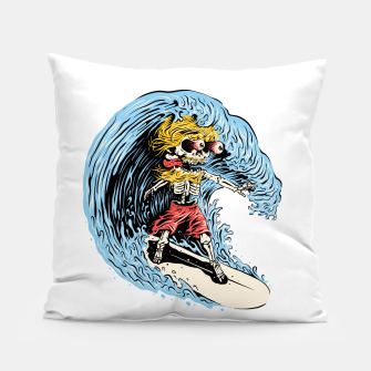 Surfboarding Pillow miniature