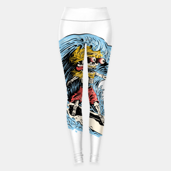 Thumbnail image of Surfboarding Leggings, Live Heroes