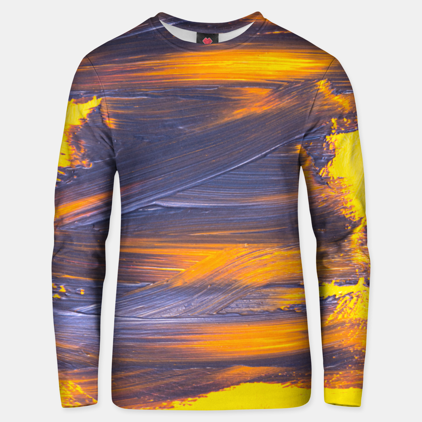 Image of Purple Blushes Unisex sweater - Live Heroes