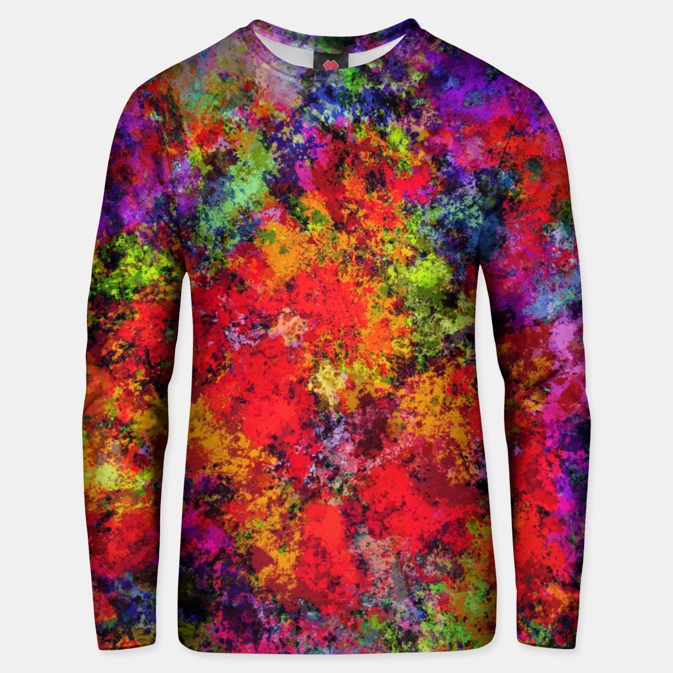 Image of Overload Unisex sweater - Live Heroes