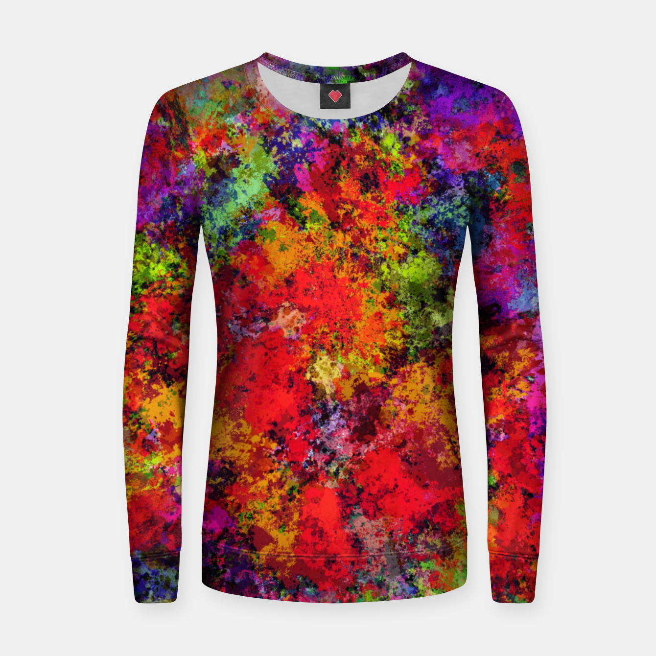 Image of Overload Women sweater - Live Heroes