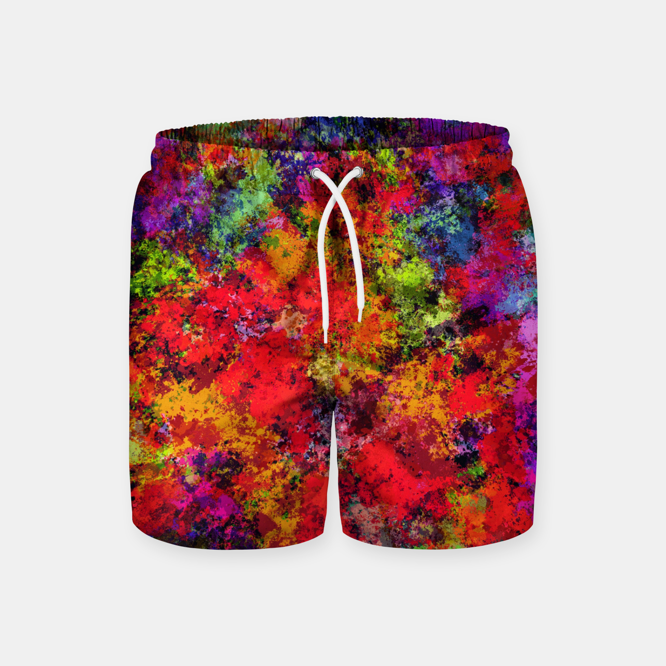 Image of Overload Swim Shorts - Live Heroes