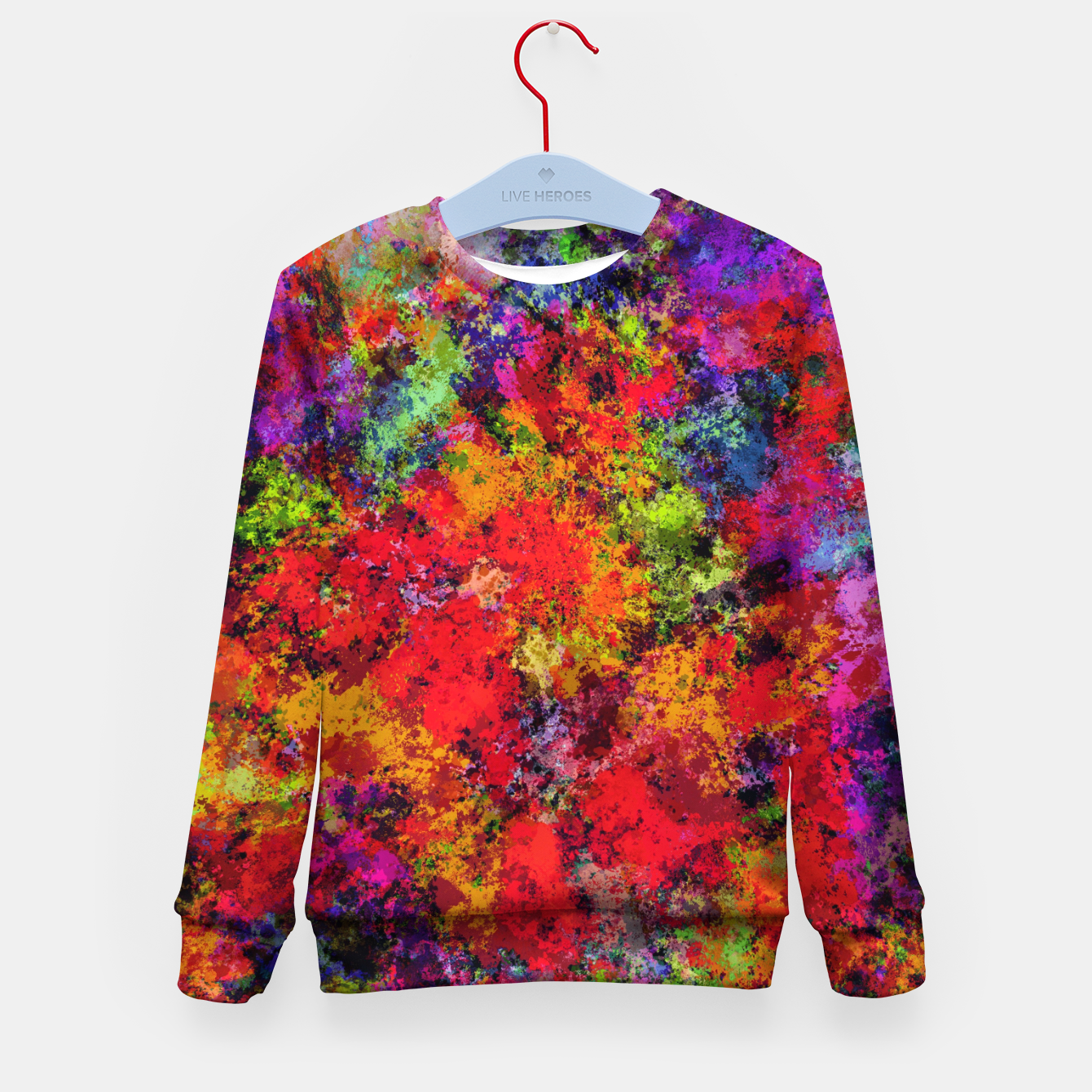Image of Overload Kid's sweater - Live Heroes