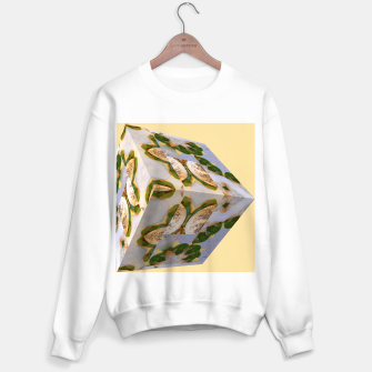 Thumbnail image of Food Cube Sweatshirt regulär, Live Heroes