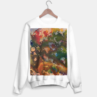 Thumbnail image of Colors Collide  Sweatshirt regulär, Live Heroes
