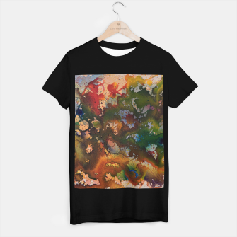 Thumbnail image of Colors Collide  T-Shirt regulär, Live Heroes