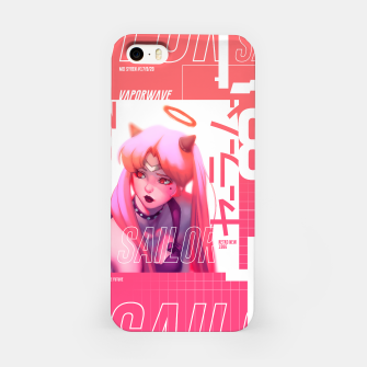 Thumbnail image of Cyber Sailor Moon Carcasa por Iphone, Live Heroes