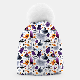Thumbnail image of Halloween Beanie, Live Heroes