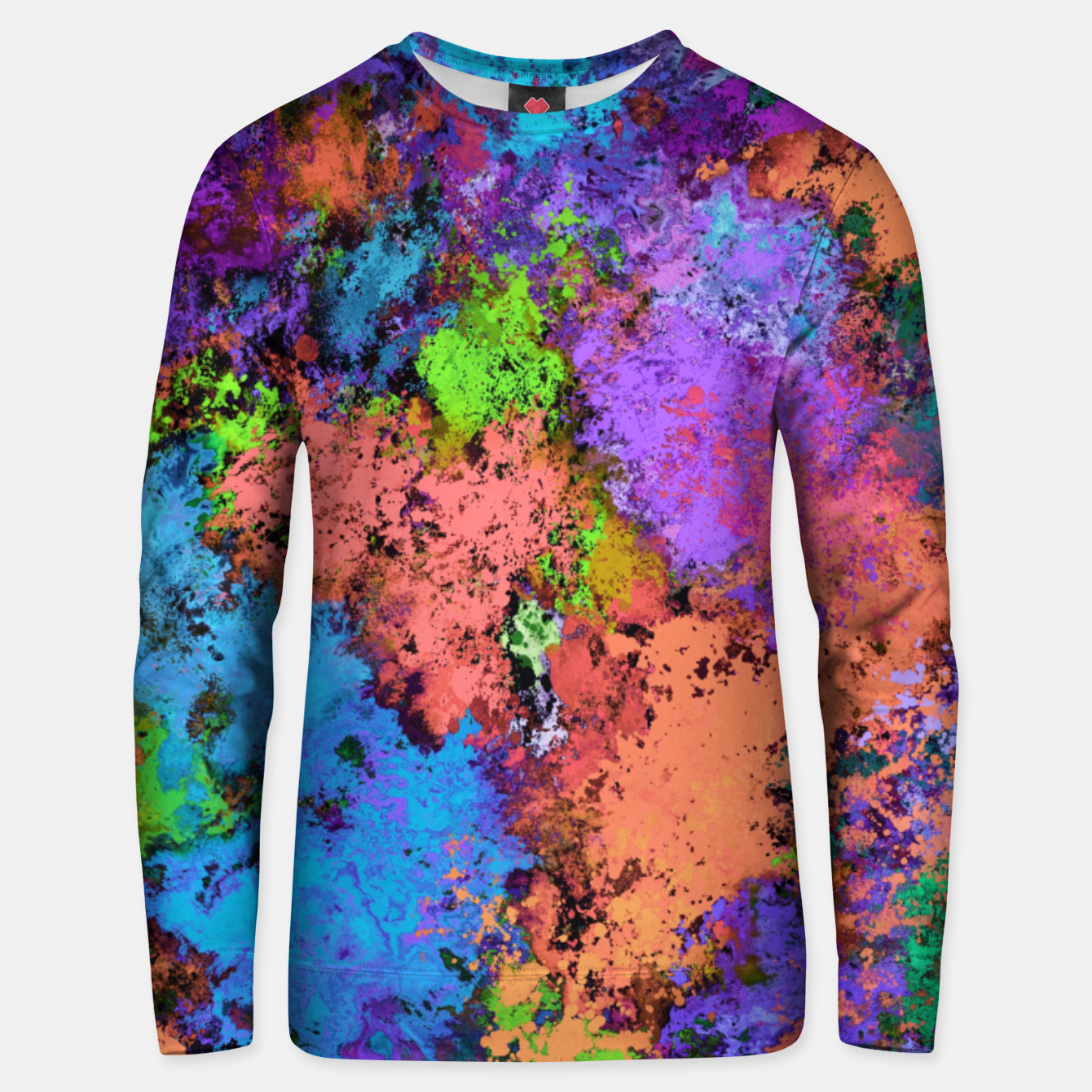 Image of Close to the water Unisex sweater - Live Heroes