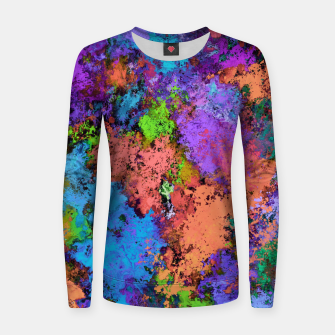 Thumbnail image of Close to the water Women sweater, Live Heroes