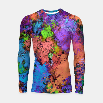 Thumbnail image of Close to the water Longsleeve rashguard , Live Heroes