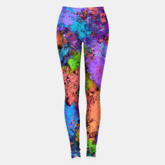 Thumbnail image of Close to the water Leggings, Live Heroes