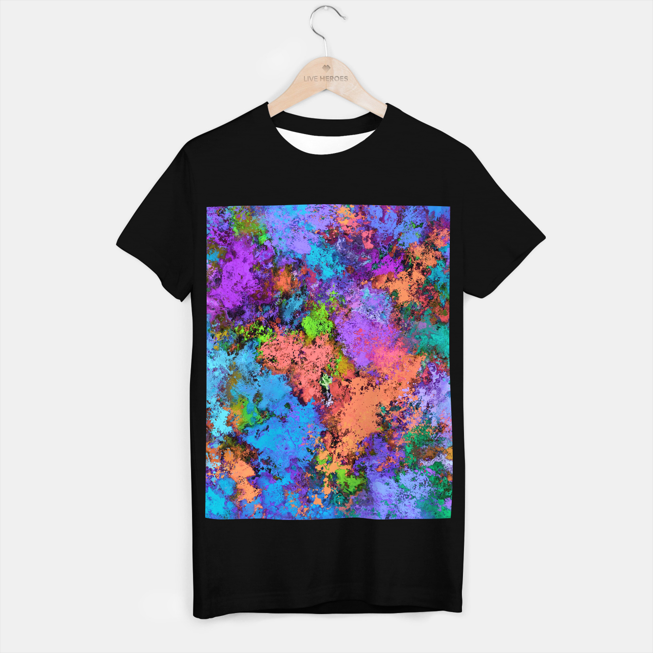 Image of Close to the water T-shirt regular - Live Heroes