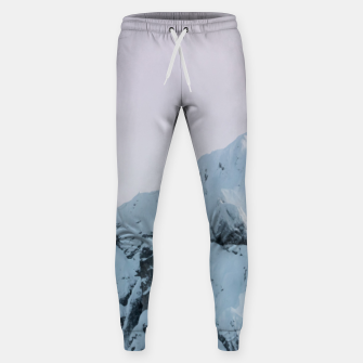 Thumbnail image of Cloudy sky mountain sunset Sweatpants, Live Heroes
