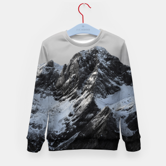 Imagen en miniatura de The mountain Kid's sweater, Live Heroes