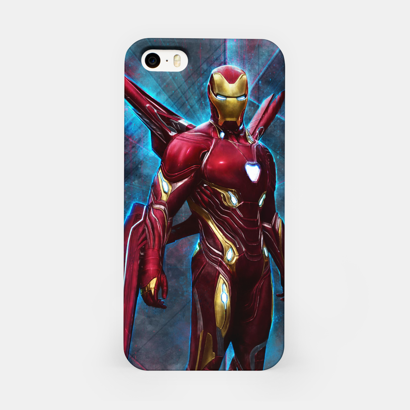 Image of iron man - Live Heroes