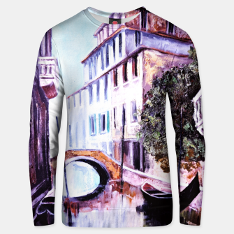 Thumbnail image of bridge in Venice Bluza unisex, Live Heroes