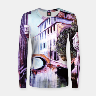 Thumbnail image of bridge in Venice Bluza damska, Live Heroes