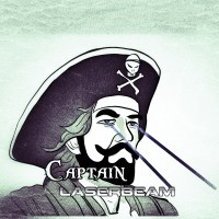 Captain Laserbeam logo