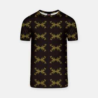 Thumbnail image of Golden ties Camiseta, Live Heroes