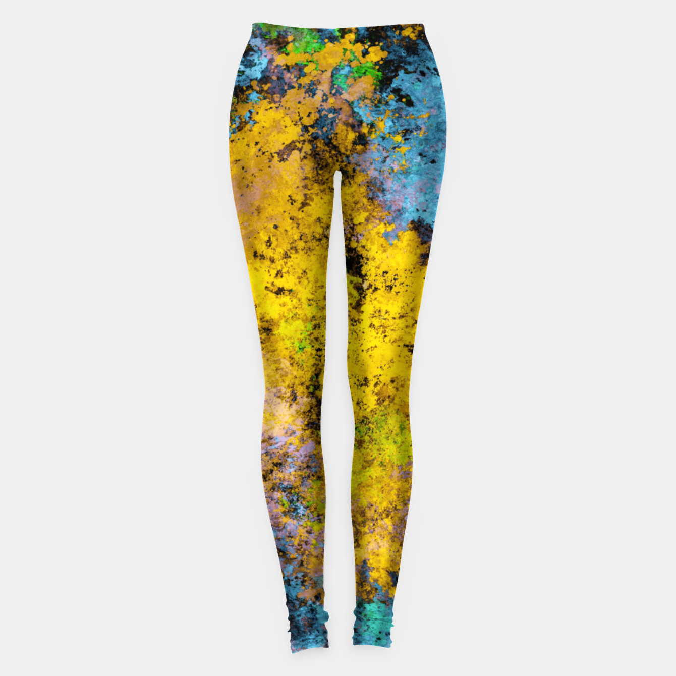 Image of To twist the truth Leggings - Live Heroes